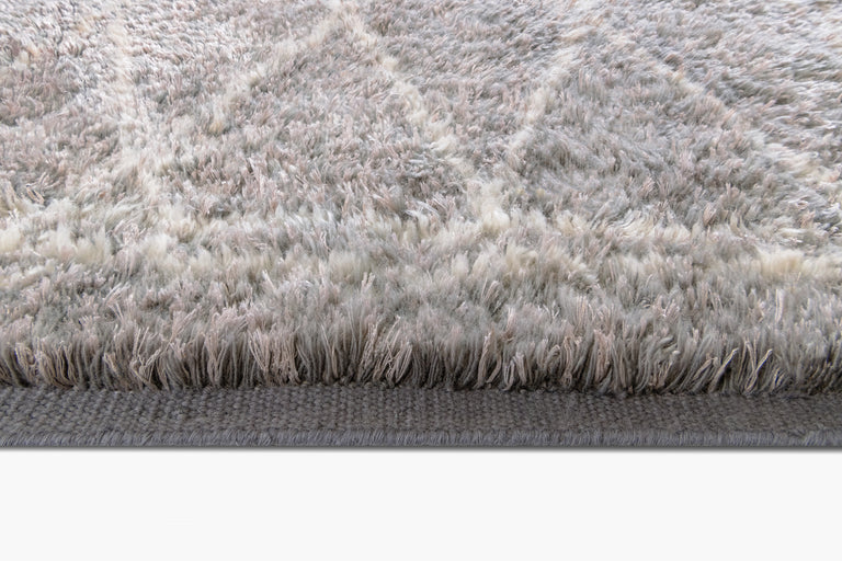 Daya Rug – Silver Mist - color option
