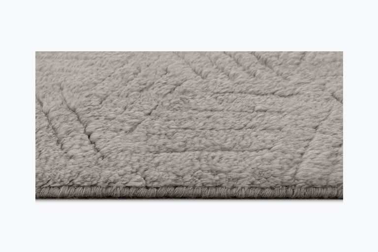 Mirada Rug – Silver / Charcoal - color option