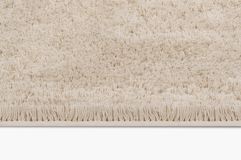 Performance Shag Rug – Sand - color option