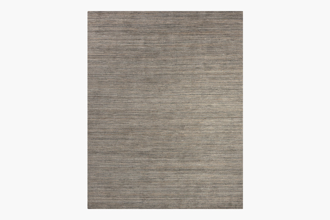 Performance Distressed Rug – Grey