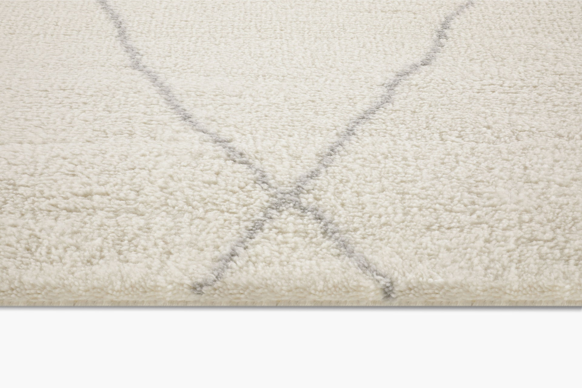 Iona Rug – Natural / Nickel