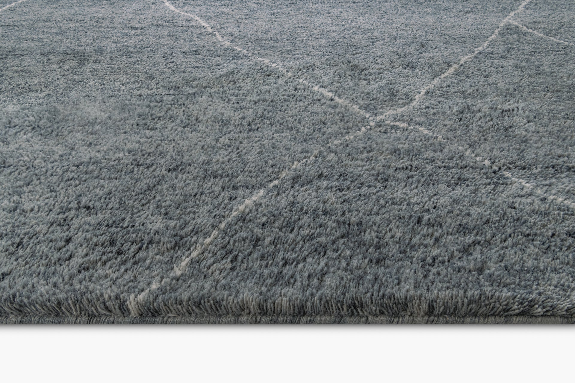 Iona Rug – Twilight / Bisque