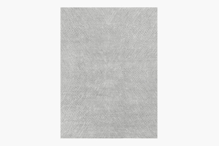 Performance Setta Rug – Nickel / Carbon