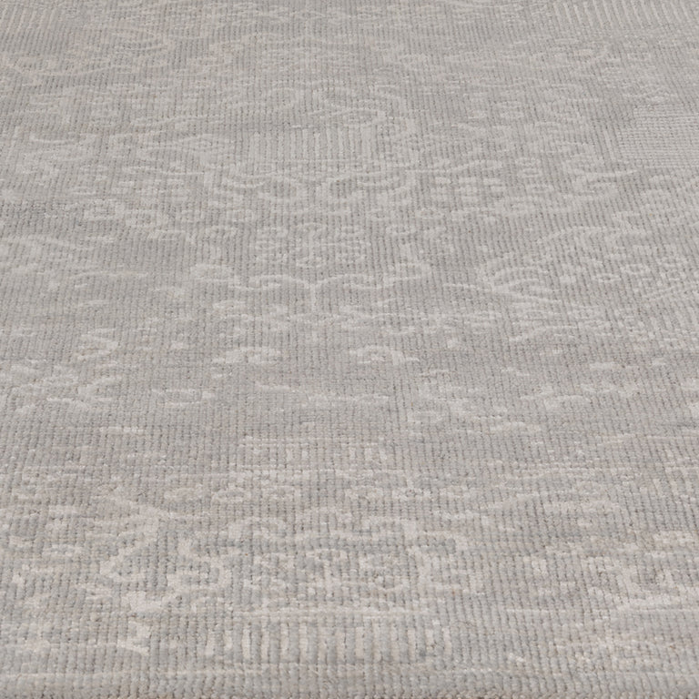 Andra Rug – Silver / Mist - color option