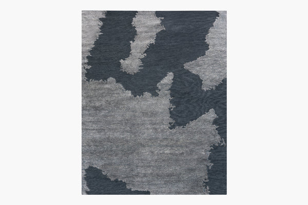 Contemporary Tibetan 10x14 Oversized Area Rug Cirra Twilight Product Image