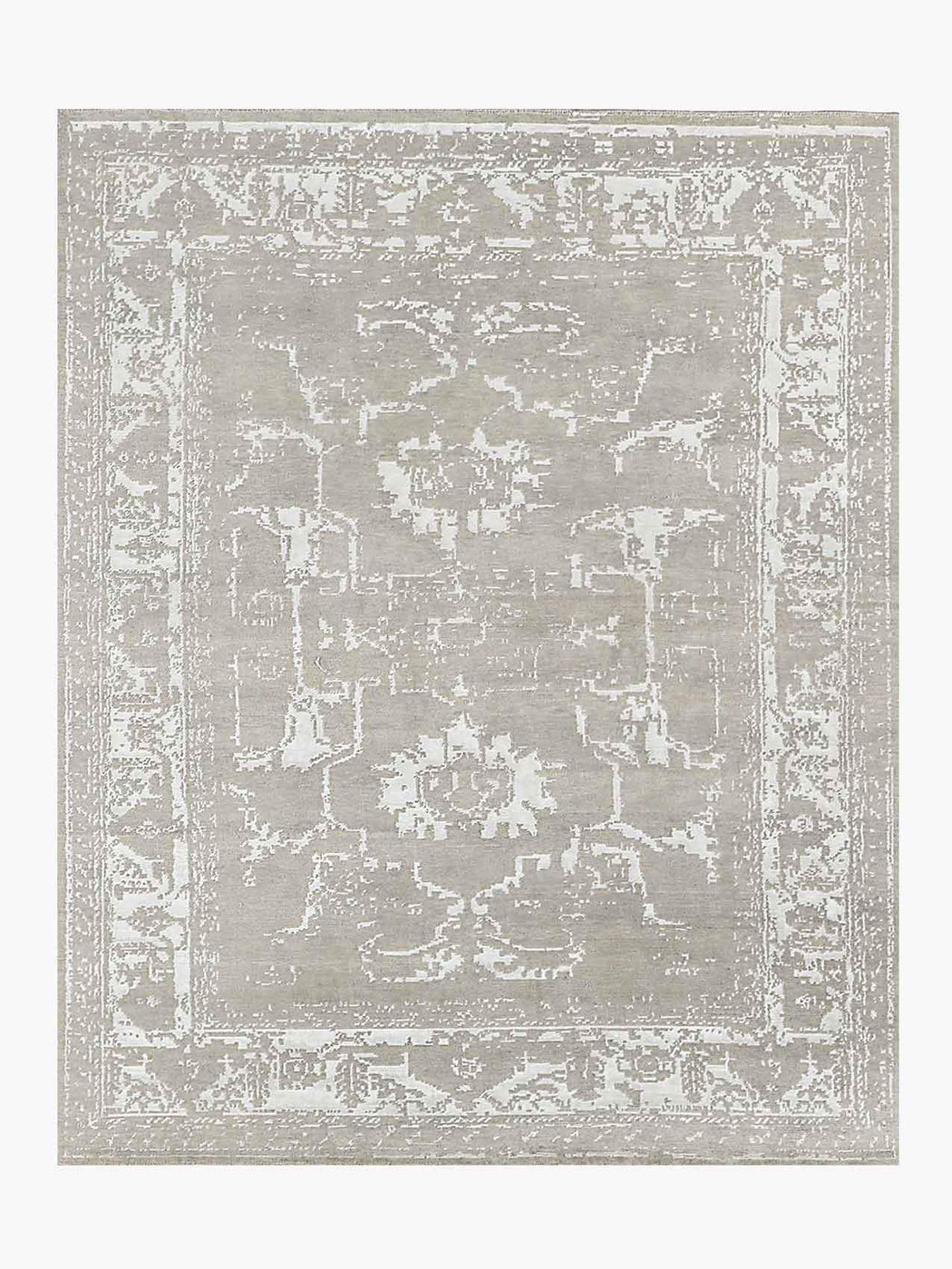 Arte Rug – Grey / Platinum