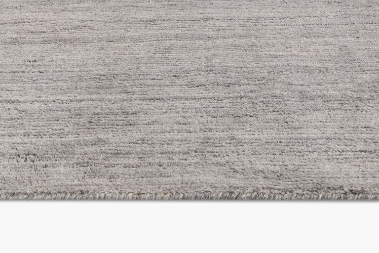 Performance Distressed Rug – Nickel - color option