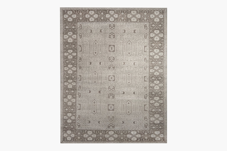 Mariposa Rug – Nickel