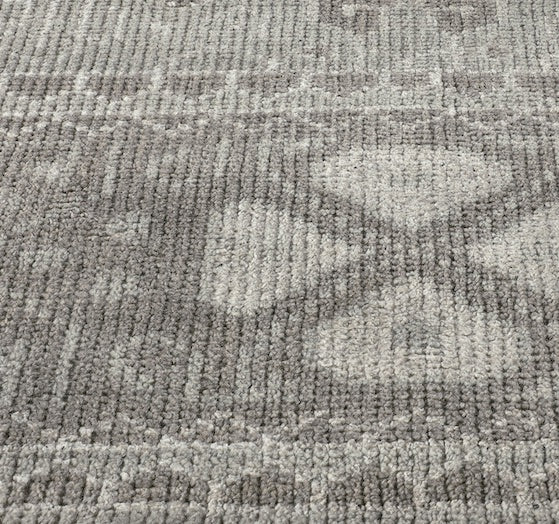 Mariposa Rug – Nickel - color option