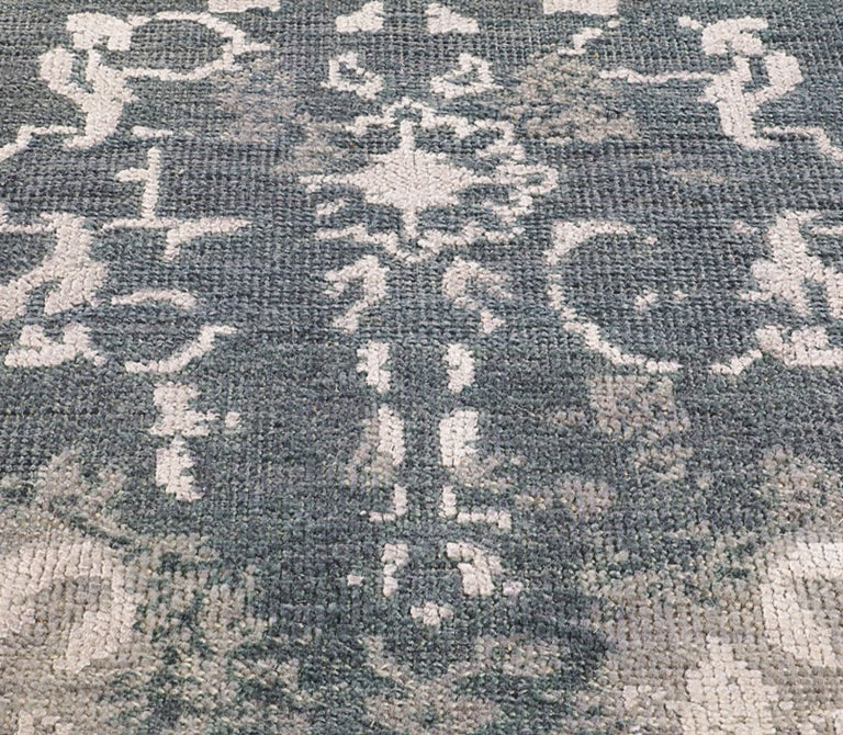 Kera Rug – Indigo / Grey - color option