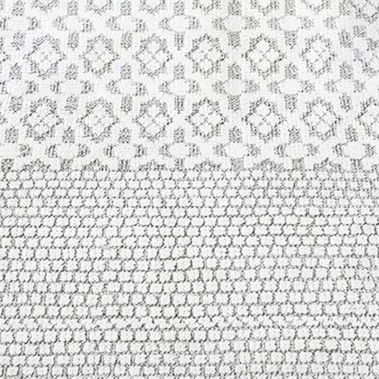 Lola Rug – Silver / Ivory - color option