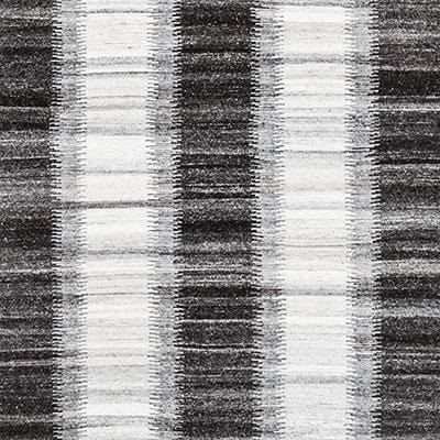 Kata Rug – Silver / Graphite - color option