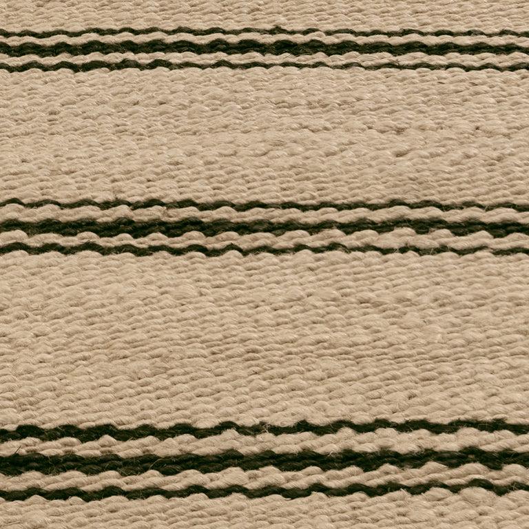 Lenia Rug – Natural / Black - color option