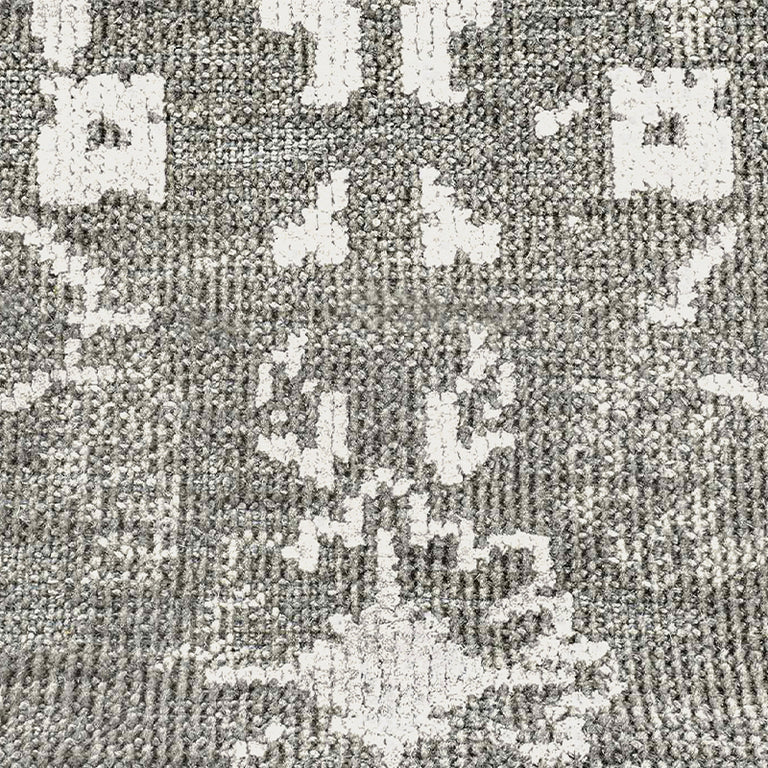 Kera Rug – Charcoal / Grey - color option
