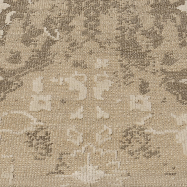 Kera Rug – Sand / Grey - color option