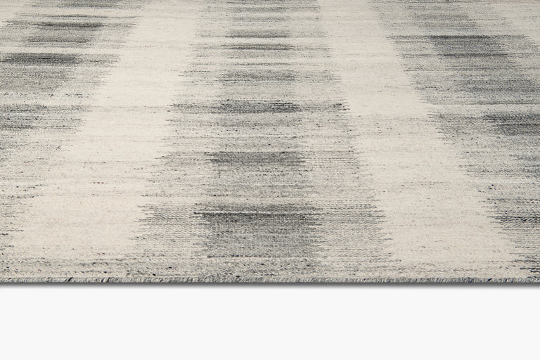 Kata Rug – Silver / Grey - color option