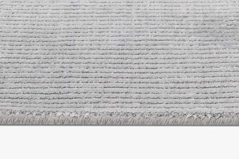 Silk Vila Rug – Linen - color option