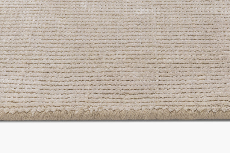 Silk Vila Rug – Taupe - color option
