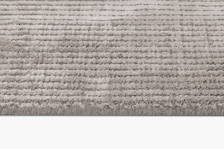 Silk Vila Rug – Light Graphite - color option