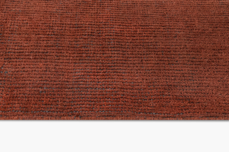 Distressed Wool Rug – Amber - color option