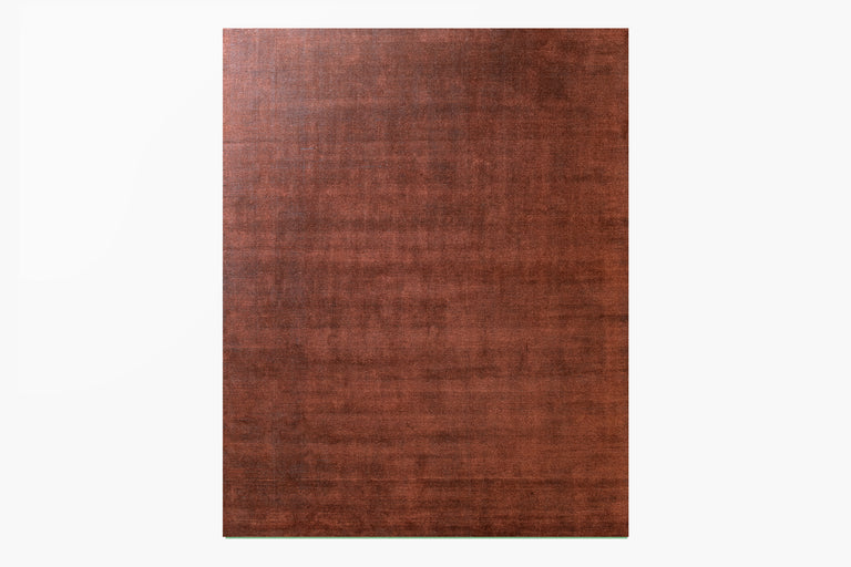 Distressed Wool Rug – Amber