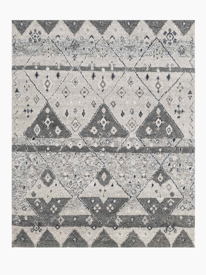 Multi Moroccan – Grey