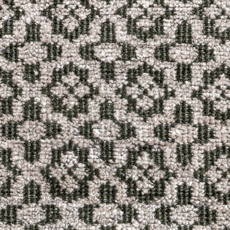 Lola Rug – Dark Emerald - color option