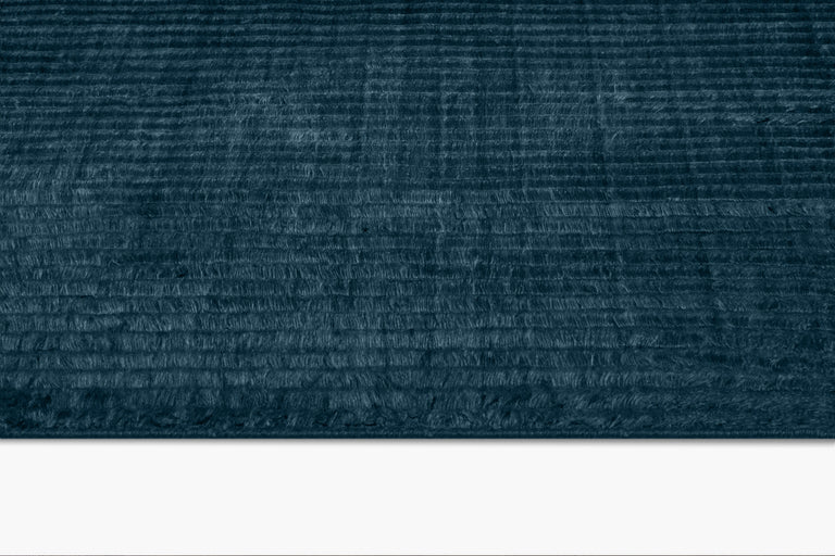 Isa Rug – Washed Indigo - color option
