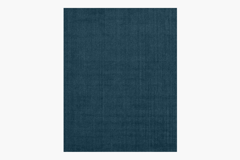 Isa Rug – Washed Indigo
