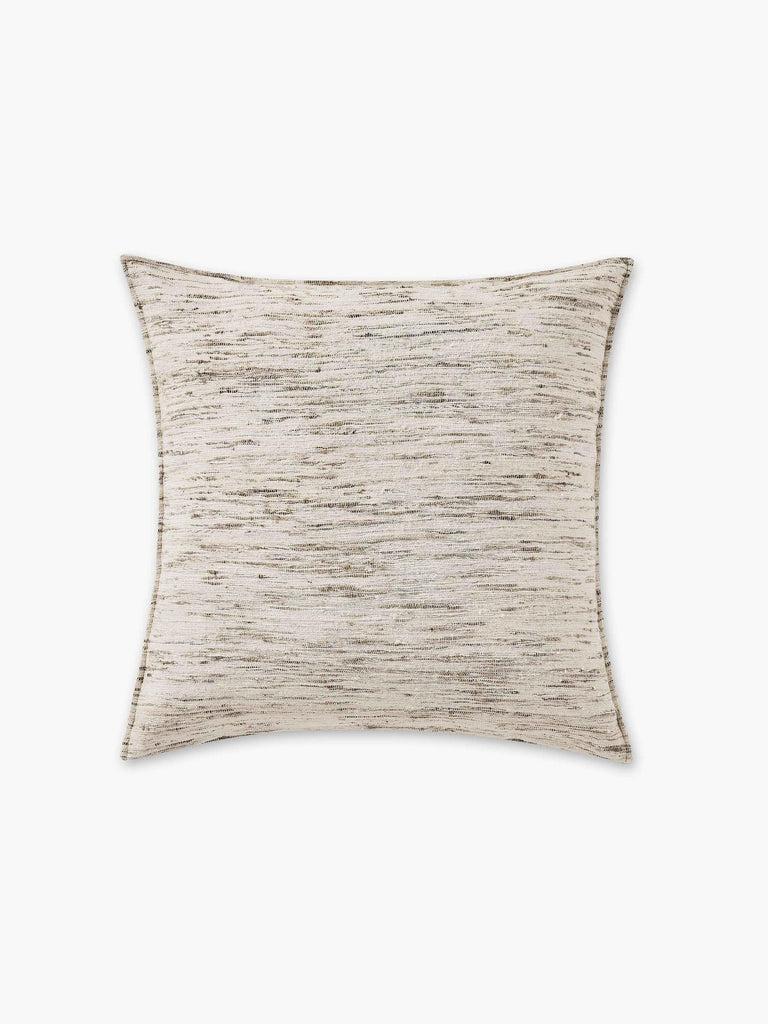 Natural Silk Pillow Cover - Natural - color option