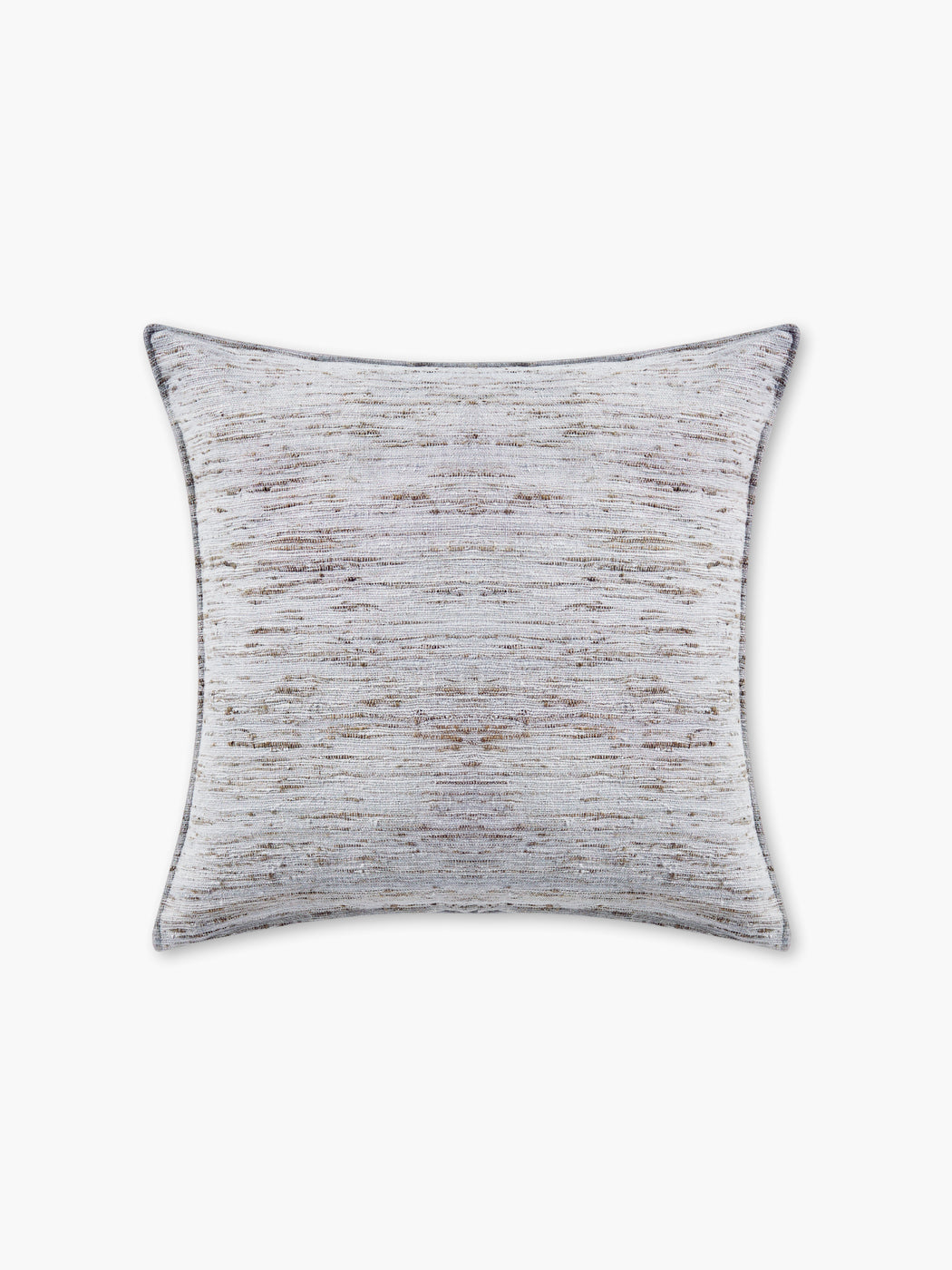 Natural Silk Pillow Cover - Grey