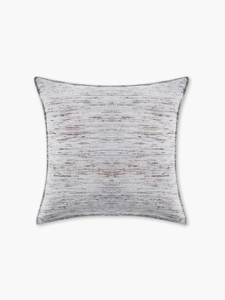 Natural Silk Pillow Cover - Grey - color option