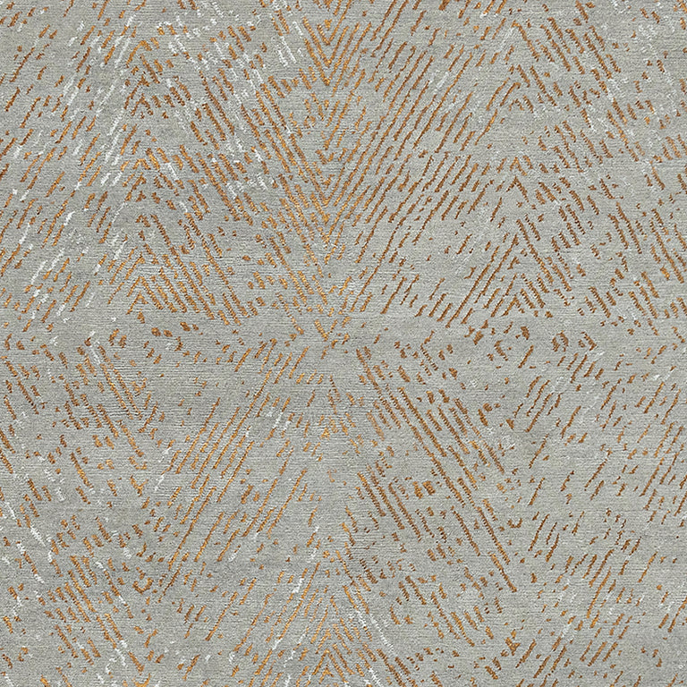 Meyla Rug – Nickel / Gold - color option