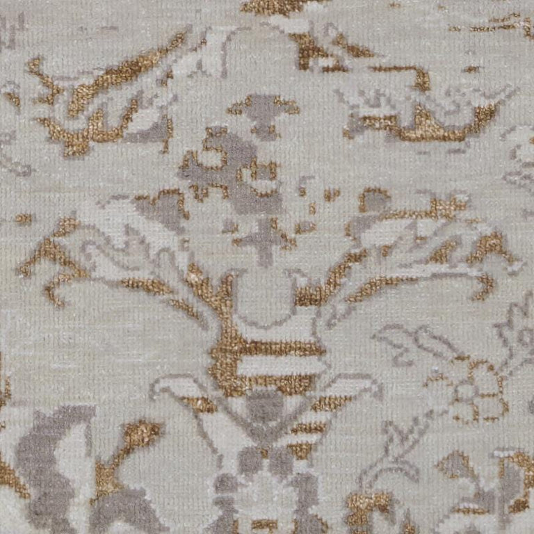 Meya Rug – Mist / Gold - color option