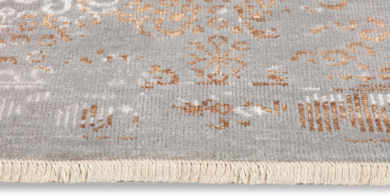 Andra Rug – Carbon / Brass - color option
