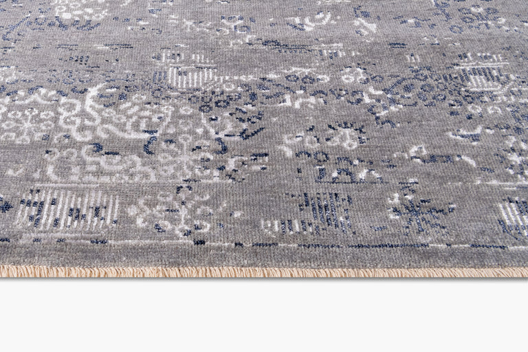 Andra Rug – Carbon / Navy - color option