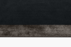 Hand-knotted Nera Rug – Iron
