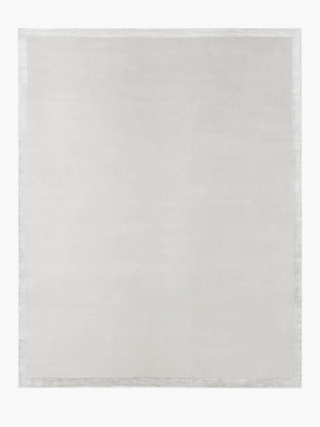 Hand-knotted Nera Rug – Silver