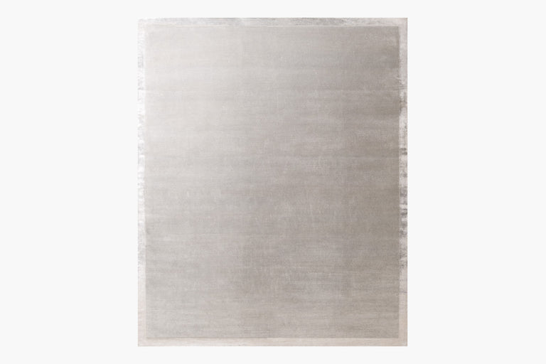 Hand-knotted Nera Rug – Grey
