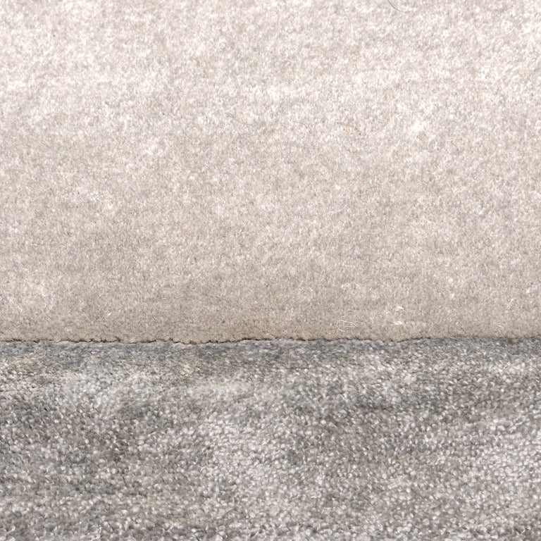 Hand-knotted Nera Rug – Grey - color option