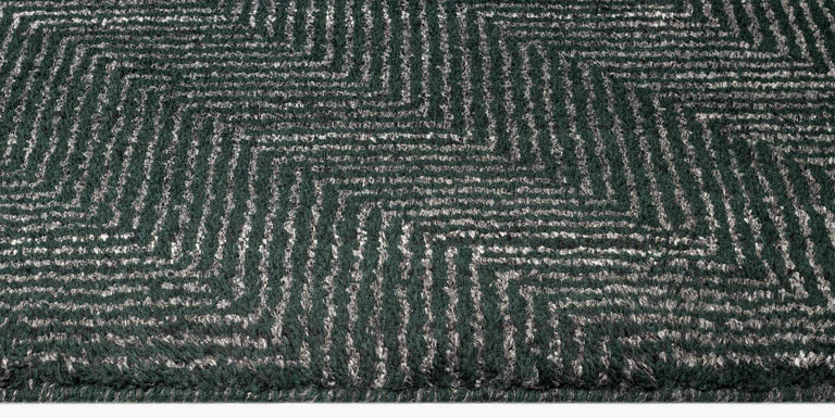 Vello Rug – Emerald - color option