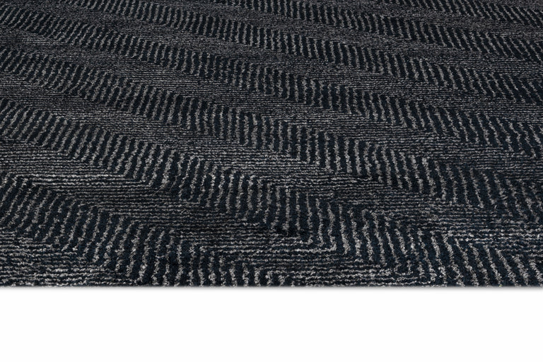 Vello Rug – Navy / Ash - color option