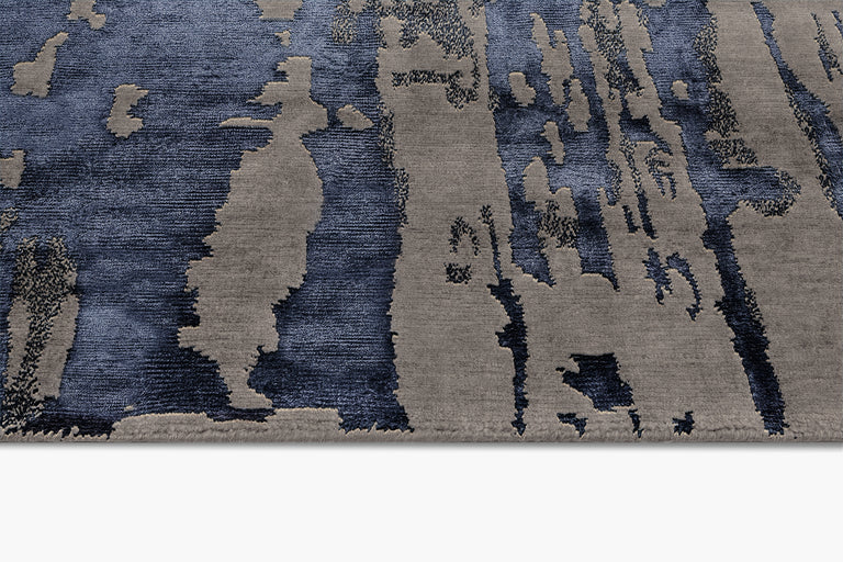 Reve Rug – Indigo - color option