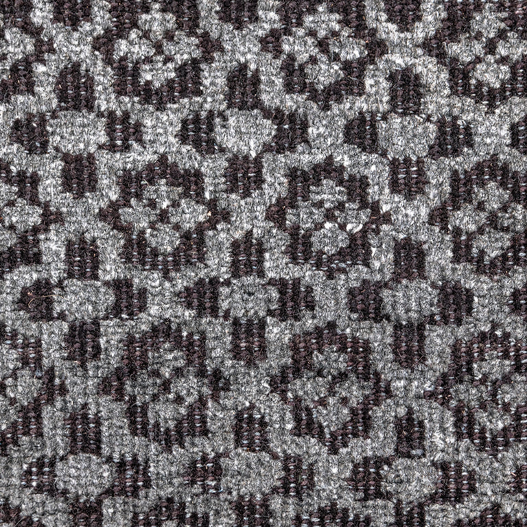 Lola Rug - Espresso / Grey - color option