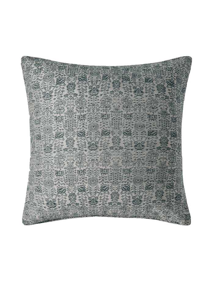 Abra Pillow Cover - Silver
