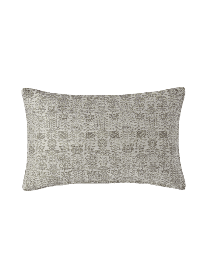 Abra Pillow Cover - White