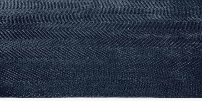 Shevra Rug – Indigo - color option