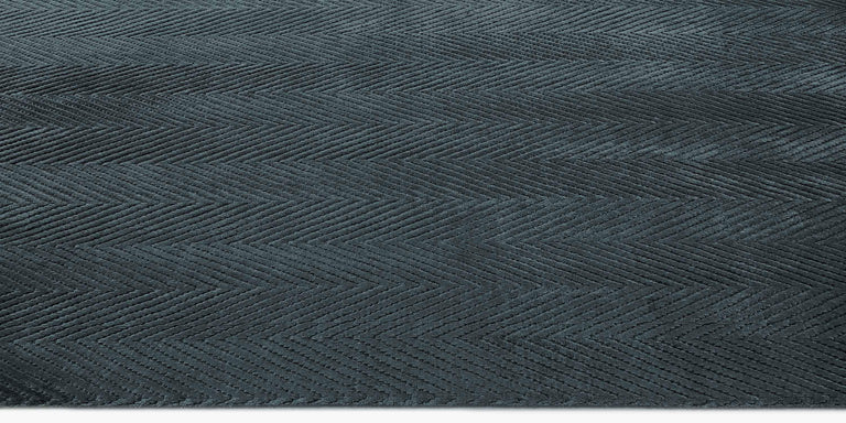 Shevra Rug – Demin - color option