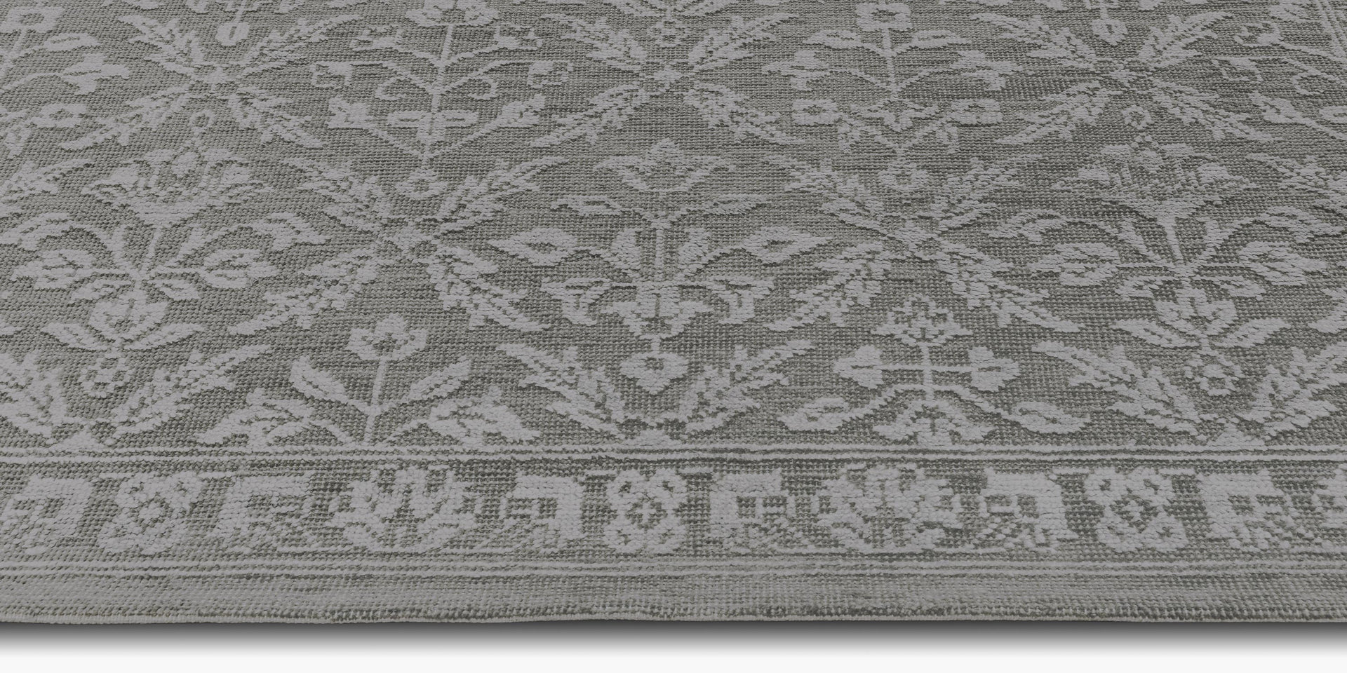 Trella Rug – Heather