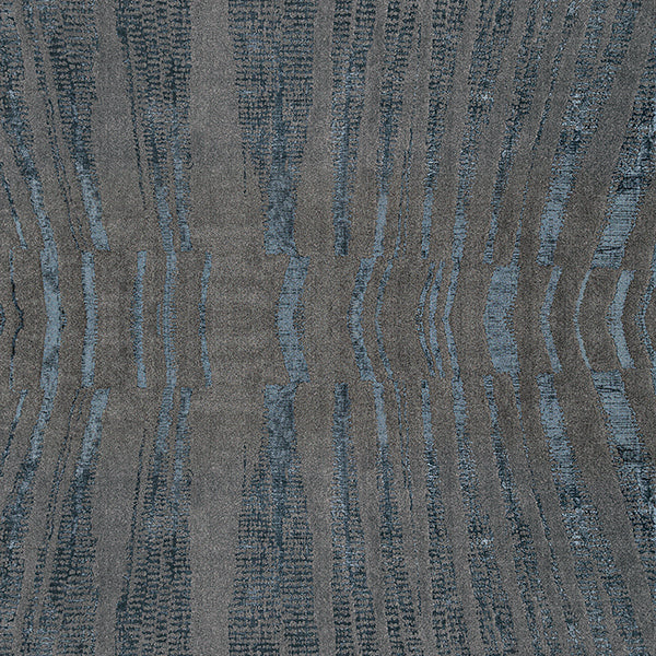 Alona Rug – Lead / Sapphire - color option